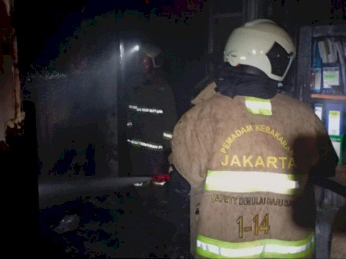 Terungkap! Ada Arsip Penting yang Ikut Terbakar di Kantor BPOM Jakarta
