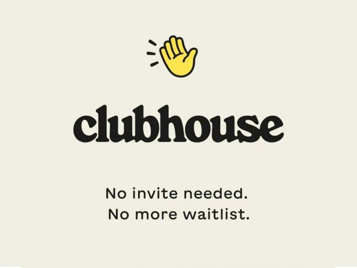 Clubhouse Kini Bisa Diakses Siapa Saja, Sekalian Umumkan Logo Resminya!