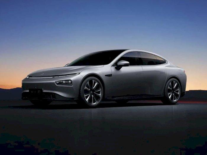 Mobil Listrik Besutan China Ini Bakal Buat Tesla Panik, Harganya Jauh Lebih Murah!