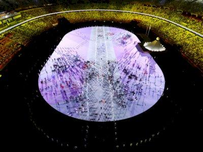 Tragedi Olimpiade 1972 Dikenang dalam Pembukaan Tokyo 2020