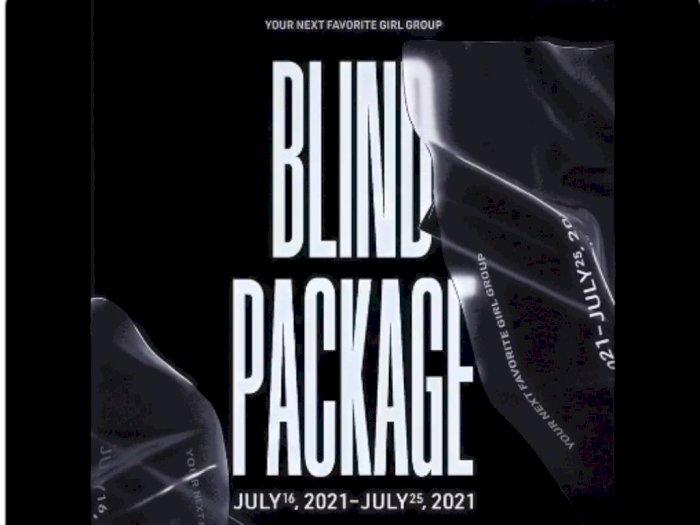 Baru 5 Hari, Blind Package Girl Group Baru JYP Entertainment Capai 40.000 Preorder