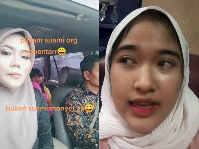Pinjam Suami Orang Pamer Jalan Bareng Naik Mobil, Wanita Ini 'Kena Mental' Anak Istri Sah