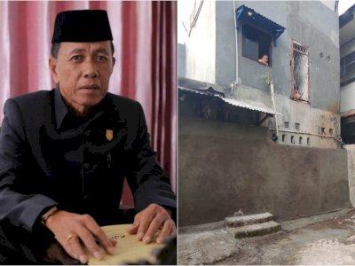 Lagi-lagi Kader PAN! Partai Marah Anggota DPRD Amiruddin Tembok Akses Rumah Tahfiz Alquran