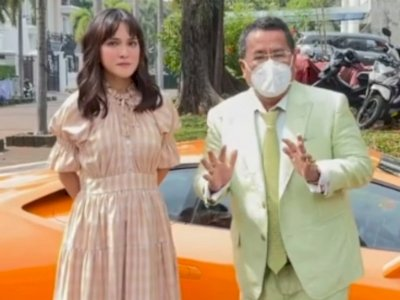 Hotman Paris Nasehati Shandy Aulia Soal Kasus Nakes: Orang Terkenal Diyinyiri Hal Biasa