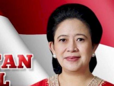 Baliho Puan Maharani Dicoret 'Open BO', Pelaku Diduga Benci pada PDIP