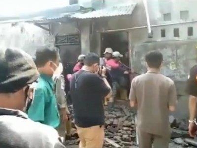 Rumah Tahfiz Alquran yang Ditembok Anggota DPRD Pangkep Akhirnya Dibongkar Satpol PP