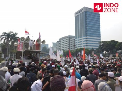 Beredar Video Demontrasi 24 Juli 2021 Secara Anarkis, Polisi: Itu Hoax