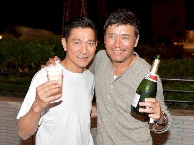 Rayakan 40 Tahun Berkarier, Andy Lau Sebut Dirinya Bodoh, Kenapa?