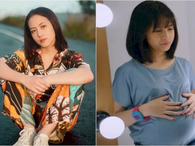 Beredar Video Zara Adhisty Curhat Rasanya Jadi Bumil: Duduk Aja Susah Loh, Engap Banget
