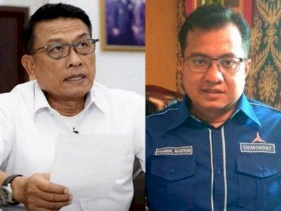 Tuai Reaksi Netizen, Politisi Demokrat Sebut Moeldoko Sales Obat Cacing