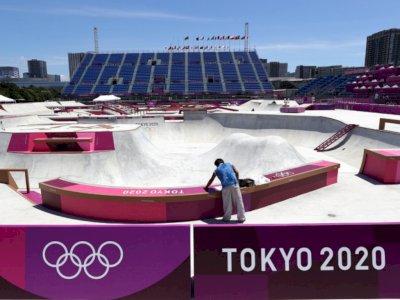 Berlangsung 4 Hari, Skateboard Jalani Debut Bersejarah di Olimpiade Tokyo