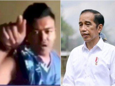 Selain Sebut Jokowi PKI, Pria Aceh Ini Juga Ingin Tembak Jokowi Kalau Tak Mau Mundur