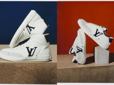 Louis Vuitton Meluncurkan Sepatu Unisex yang Ramah Lingkungan