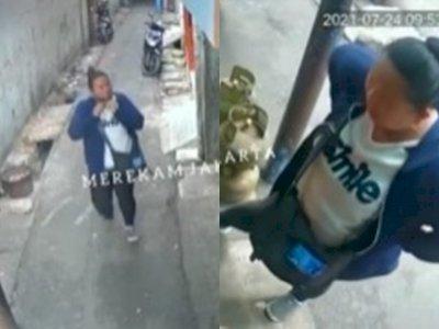 Astaga! Wanita Ini Bawa Kabur 20 Bungkus Rokok, Modus Belanja Rp800 Ribu di Warung Jakbar