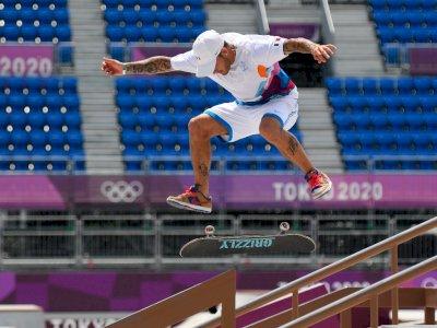 Sejarah Baru di Olimpiade Tokyo 2020, Pertandingan Perdana Cabang Olahraga Skateboard
