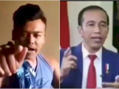 Sok Jago! Pria Aceh Ini Sebut Jokowi PKI, Hina Jokowi dengan Nama-Nama Binatang