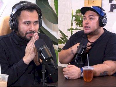 Sempat Ngatain Mata Duitan, Raffi Ahmad Minta Maaf Usai Tau Ivan Gunawan Mau Bangun Masjid