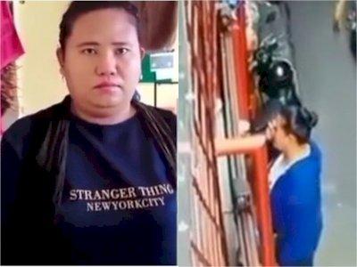 Sudah 3 Kali Beraksi, Wanita yang Bawa Kabur 20 Bungkus Rokok di Warung Jakbar Ditangkap!