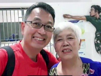Dua Wanita Dicintai Dinyatakan Sembuh Covid-19, Tung Desem Waringin Menangis