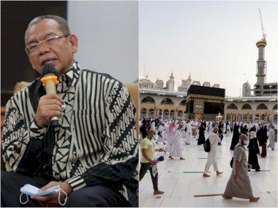 Kemenag Akan Lobi Arab Saudi Agar Jamaah Umrah Indonesia Tak Harus Karantina 14 Hari