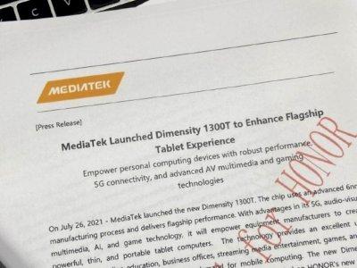 MediaTek Siapkan Dimensity 1300T, Lebih Bertenaga dari Dimensity 1200!