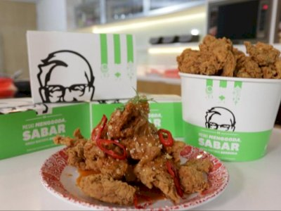 Coba Buat KFC Winger Saus Mentega Yuk Guys