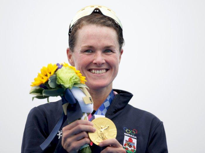 Olimpiade Tokyo: Bermuda Jadi Negara Terkecil yang Raih Medali Emas, Menangkan Triathlon
