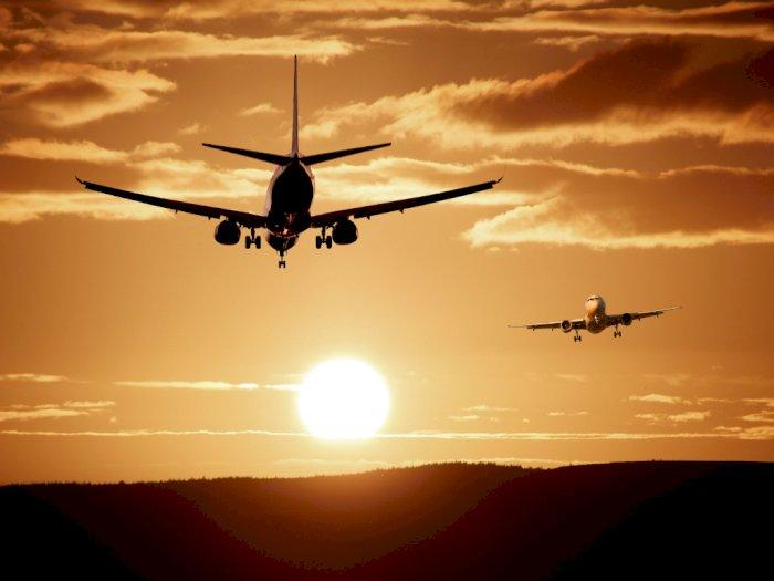 Meski Vaksinasi Belum Rata, IATA Sarankan Penerbangan Internasional Dibuka Kembali