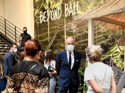 Pameran 'Merci - Beyond Bali' Dibuka di Paris, Promosikan Produk Indonesia