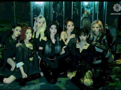 Dreamcatcher Konsisten Jadi Girl Group Kpop Bergenre Rock Metal di Teaser Comebacknya