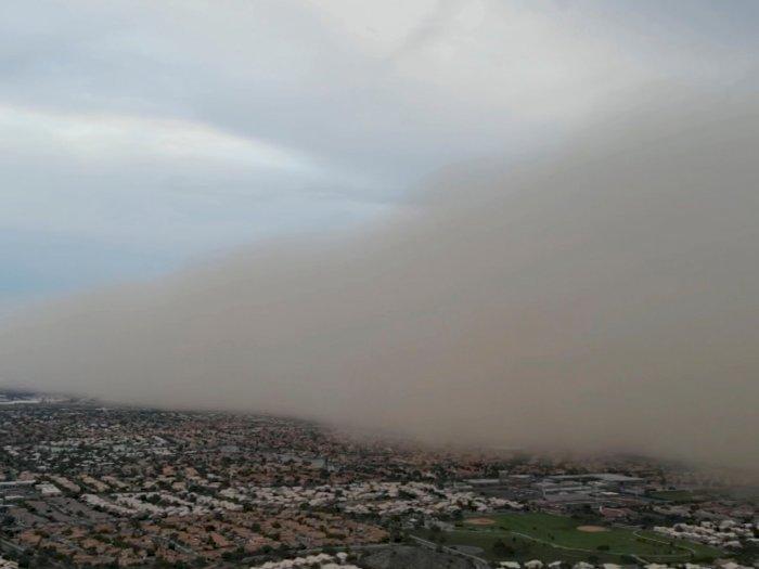 FOTO: Badai Debu Menerjang Arizona, AS