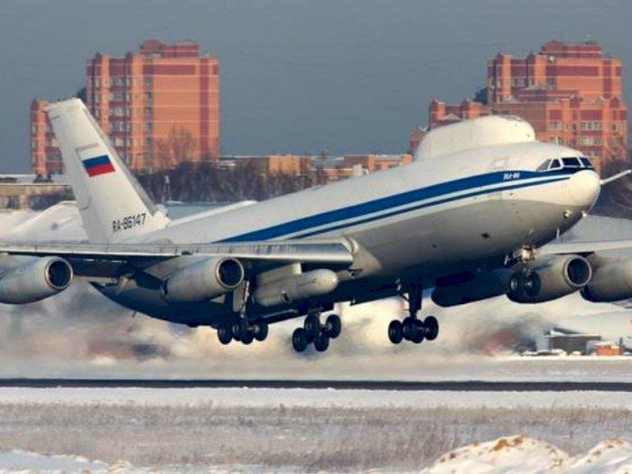 Demi Selamatkan Putin dari Perang Nuklir, Rusia Bikin  Versi Baru 'Pesawat Kiamat'