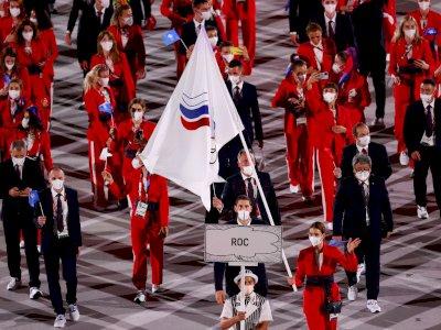 Rusia Disebut ROC di Olimpiade Tokyo 2020, Bendera Hingga Lagu Kebangsaan Dilarang