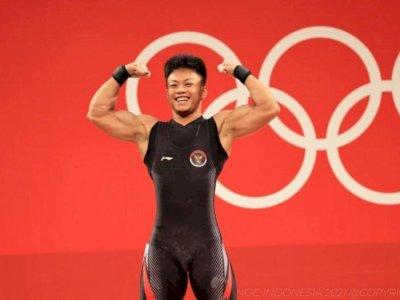 Rahmat Erwin Sumbang Medali Perunggu untuk Indonesia di Olimpiade Tokyo 2020