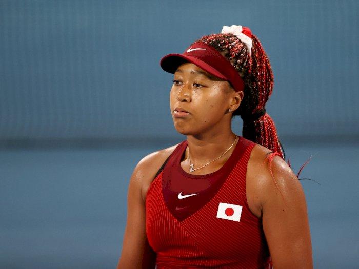 Tersingkir dari Olimpiade Tokyo, Begini Reaksi Naomi Osaka