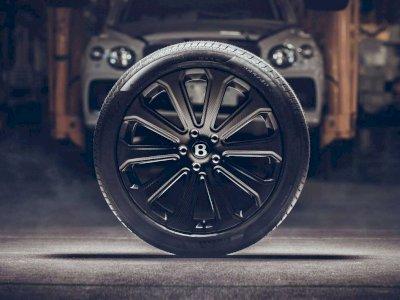 Velg untuk Mobil Bentley Bentayga Ini Dikembangkan Selama Lima Tahun!