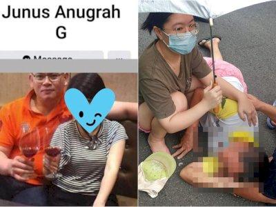 Tampang Junus Anugrah yang Bunuh Tetangga karena Kotoran Anjing, Dikenal Arogan