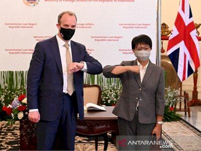 Inggris Sumbang 9 Juta Dosis Vaksin COVID-19 ke Sejumlah Negara, Termasuk Indonesia