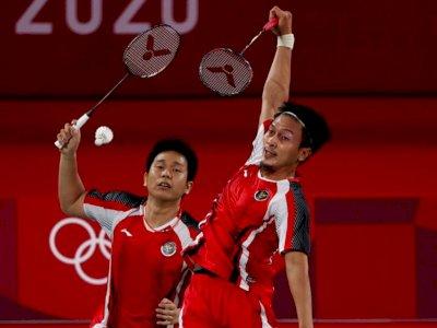 Ahsan/Hendra Diyakini Bawa Pulang Medali dari Olimpiade Tokyo 2020