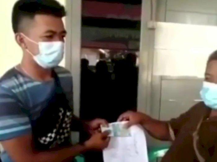 Setelah Viral Sunat Bansos Orang Miskin Rp50 Ribu Per Orang, Ketua RT Kembalikan Uangnya