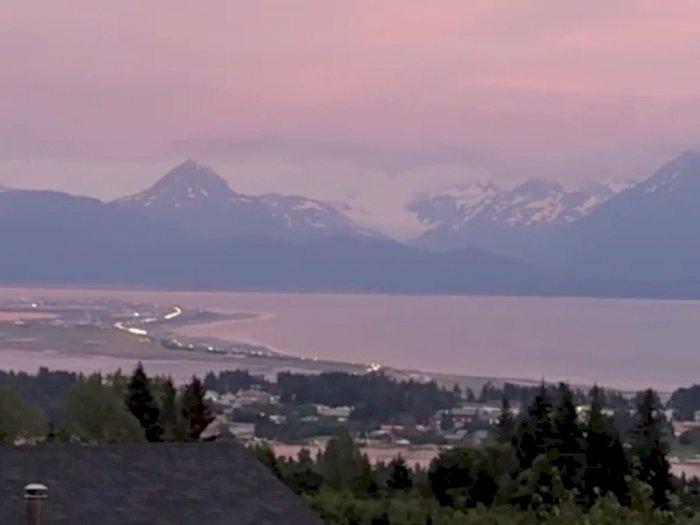 Detik-detik Alaska Diguncang Gempa Dahsyat M 8,2 Hingga Picu Peringatan Tsunami