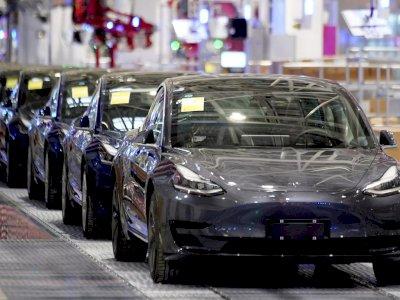 Tesla Sukses Raup Keuntungan Capai Rp16,5 Triliun di Kuartal Kedua Tahun Ini