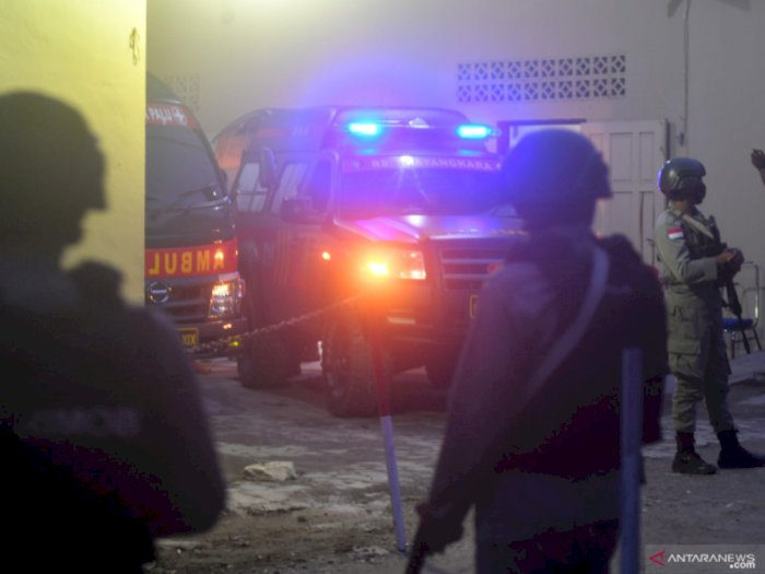 Buru Teroris MIT, Satgas Madago Raya Sekat Sejumlah Jalan di Poso