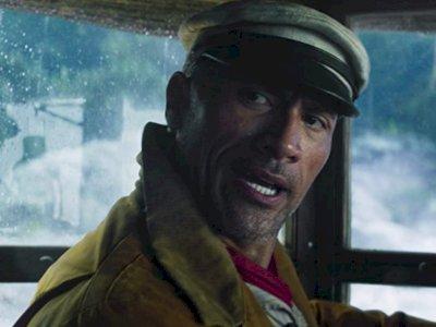 Berperan di 'Jungle Cruise', Dwayne Johnson Kenang Nostalgia Masa Kecil