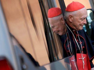 Kardinal AS Dipecat dari Jabatannya karena Terbukti Melakukan Pelecehan Seksual