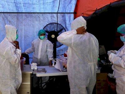 Puan Harap Pemda Segera Bayar Insentif Bagi Nakes yang Berjuang Tangani Pandemi COVID-19