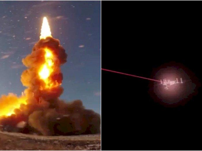 China dan Rusia Saling Serang dari Luar Angkasa dengan Laser dan Rudal