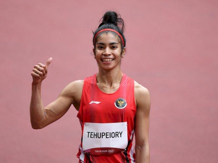 Tak Mampu Raih Medali Olimpiade, Sprinter Alvin Tehupeiory Beberkan Alasannya