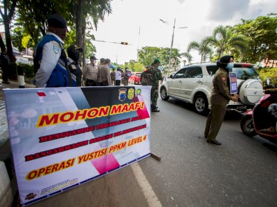 Wamenkeu Beberkan Alasan Pemerintah Pilih Terapkan PPKM Ketimbang Lockdown