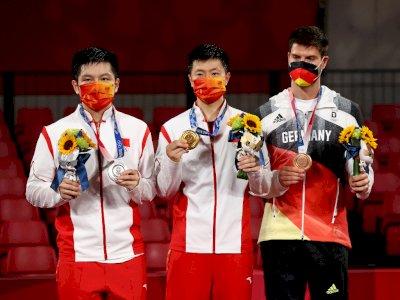 Olimpiade Tokyo 2020: Ringkasan Peraihan Medali pada Jumat 30 Juli